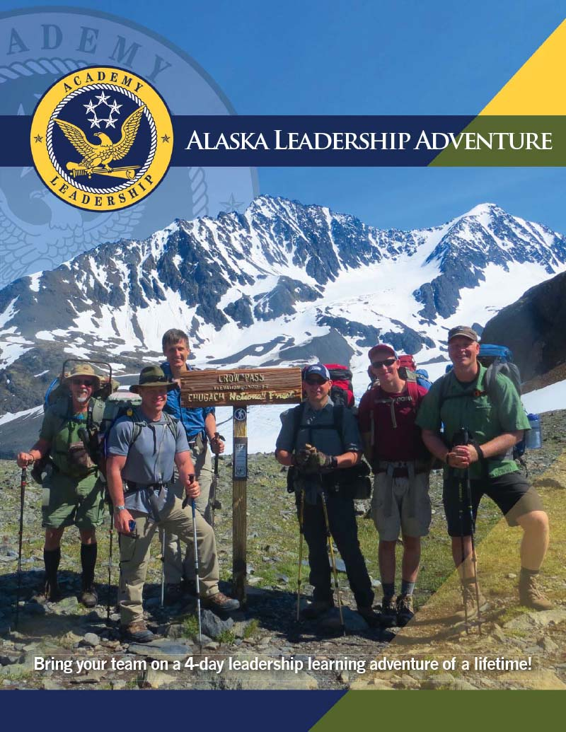 Download Alaska Leadership Adventure Brochure